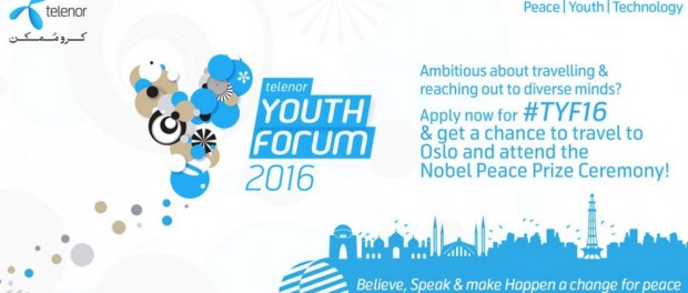 Telenor Youth Forum-Oslo Norway, October 2016
